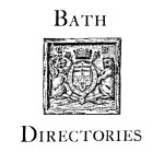 Bath Historical Directories